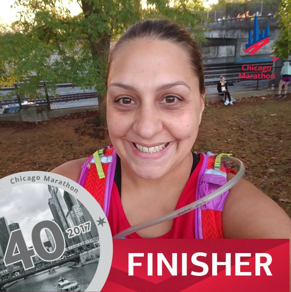 A Story of Courage, Commitment, and 26.2 Miles