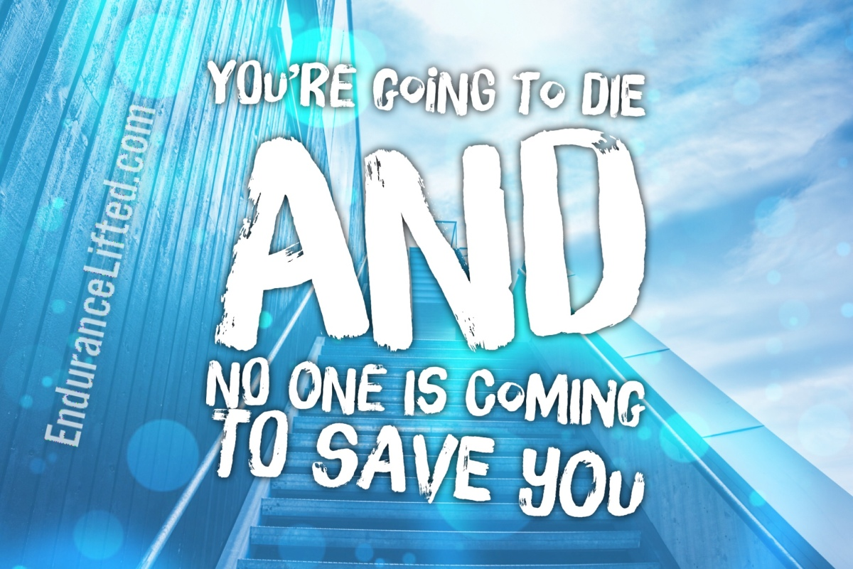You're Going To Die